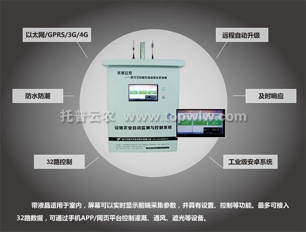 设施农业控制柜(带显示屏)