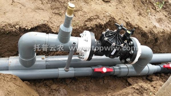 灌水器系统