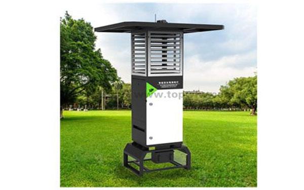 远程拍照式虫情测报灯实现远程监测虫情工作