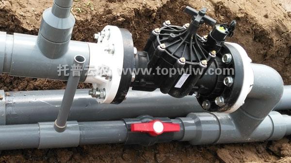 水肥一体化设备由哪些部件组成?